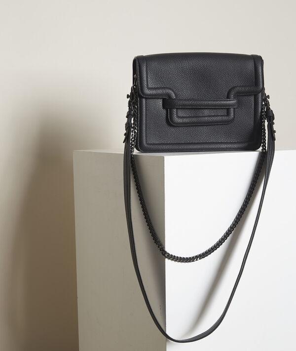 The black leather 123 PhotoZ   1-2-3