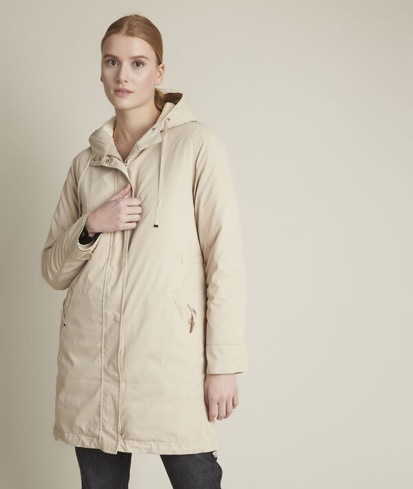 Fiore parka with removable down jacket PhotoZ | 1-2-3