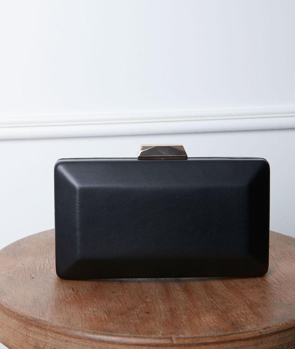 Daphné black clutch bag PhotoZ   1-2-3