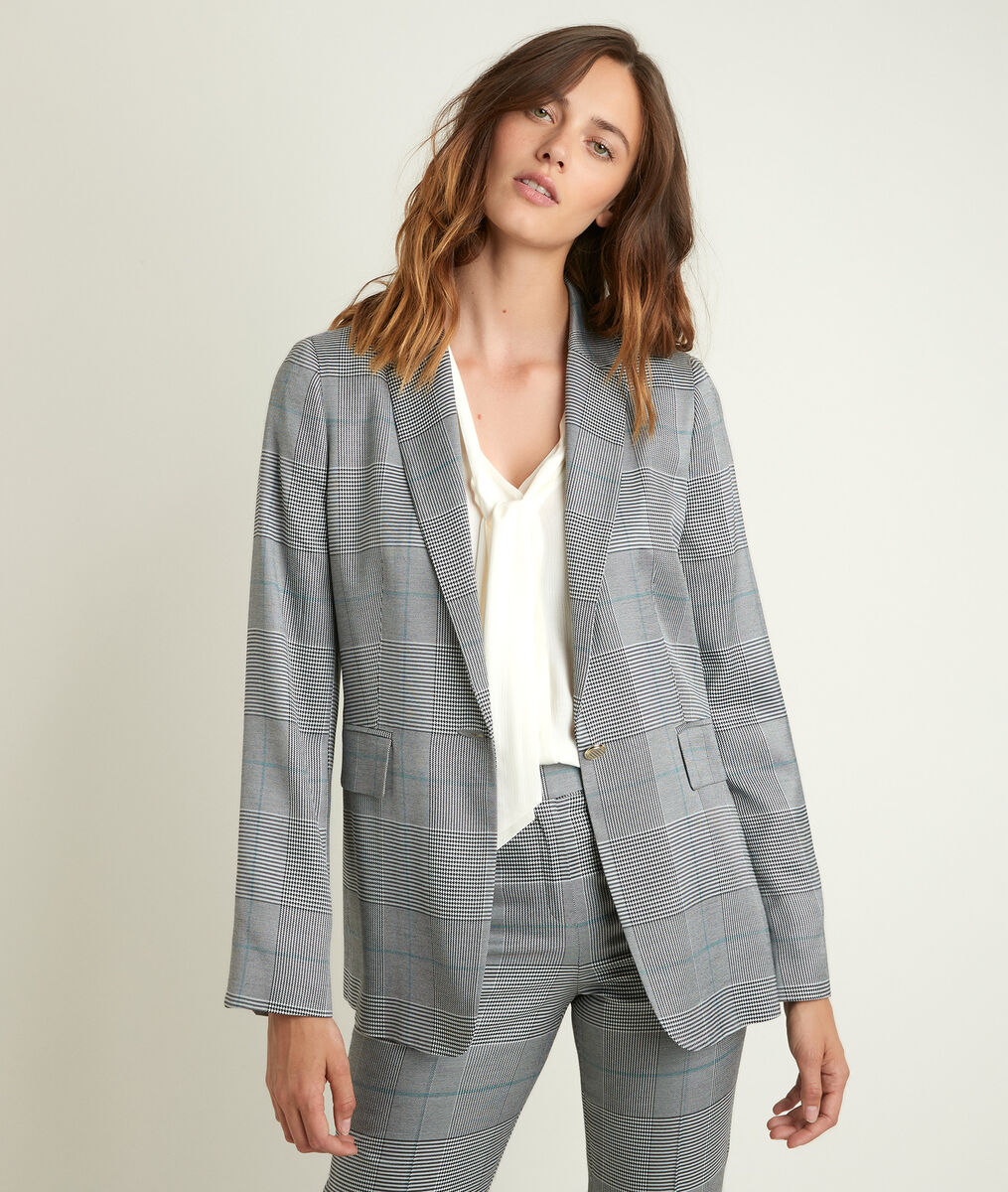 Lena Prince of Wales jacket PhotoZ | 1-2-3