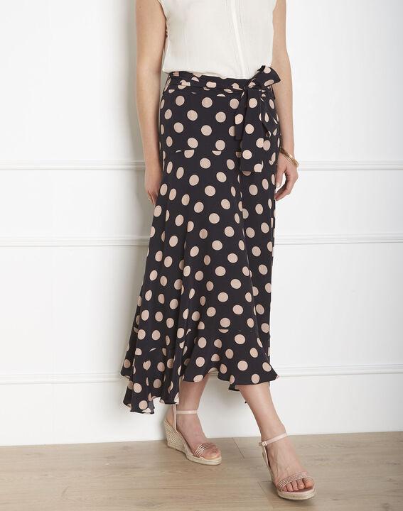 Sympa black polka dot skirt PhotoZ | 1-2-3