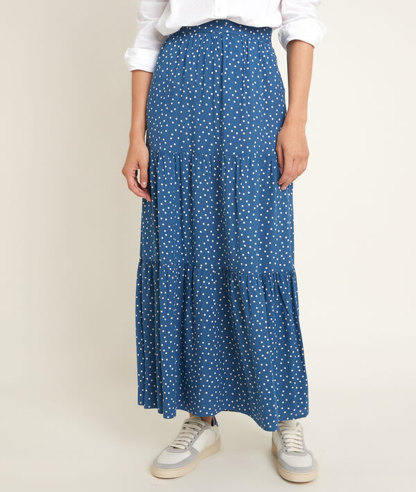 Galila maxi spotted dress PhotoZ | 1-2-3
