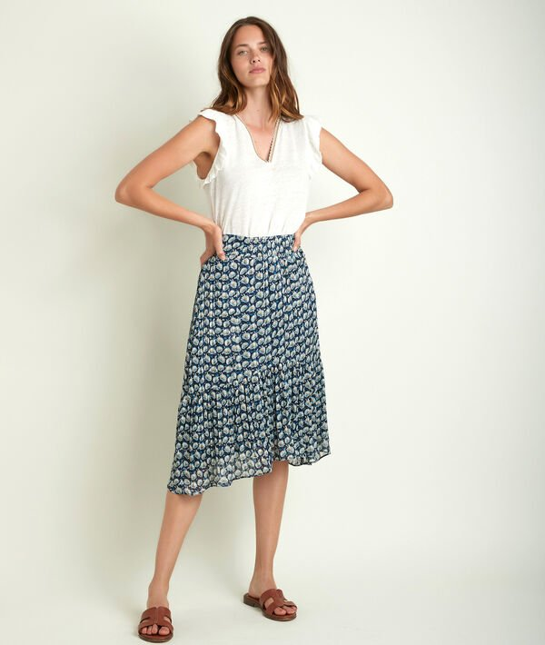 Bea printed skirt PhotoZ | 1-2-3
