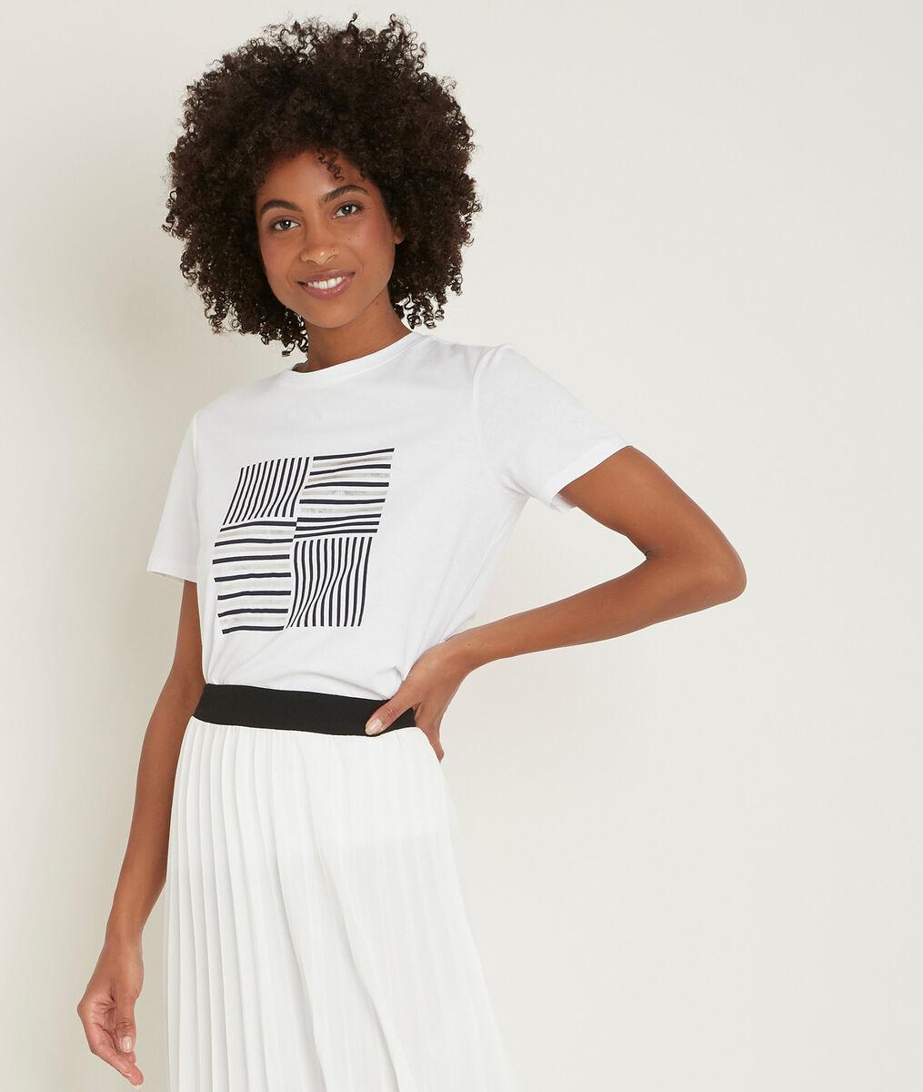 Django printed T-shirt PhotoZ | 1-2-3