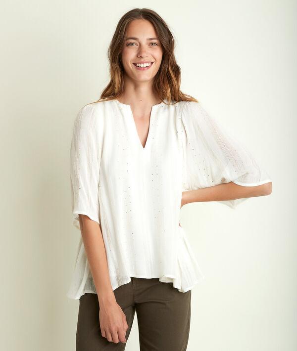 June sequinned blouse PhotoZ | 1-2-3