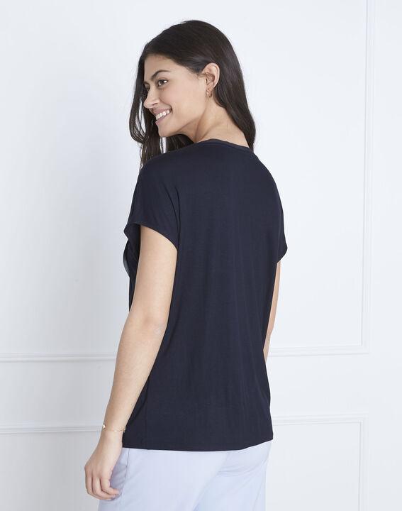Pittsburgh navy T-shirt (4) - Maison 123