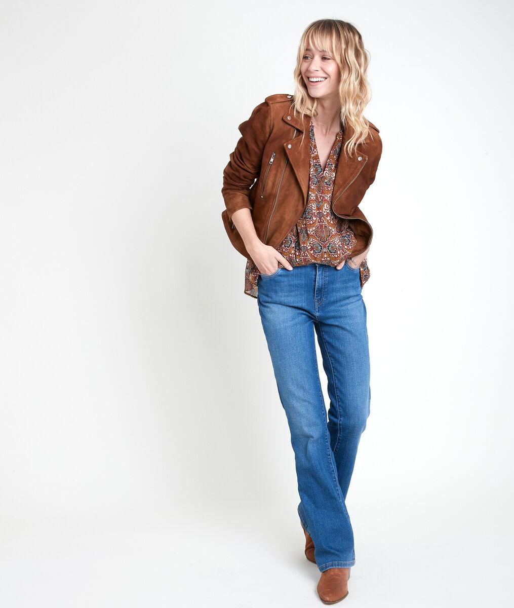 ELSA printed blouse PhotoZ   1-2-3