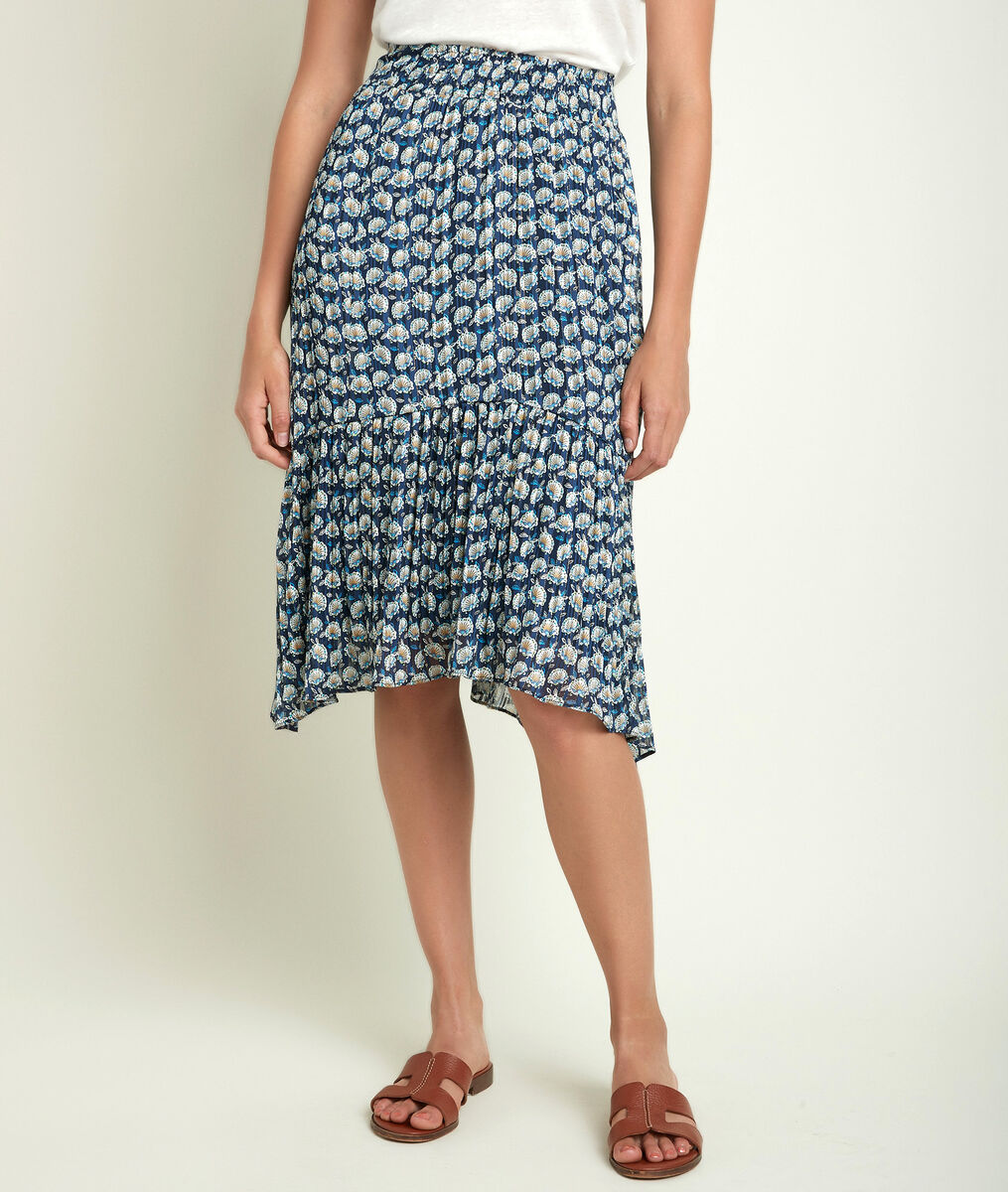 Bea printed skirt PhotoZ | 1-2-3