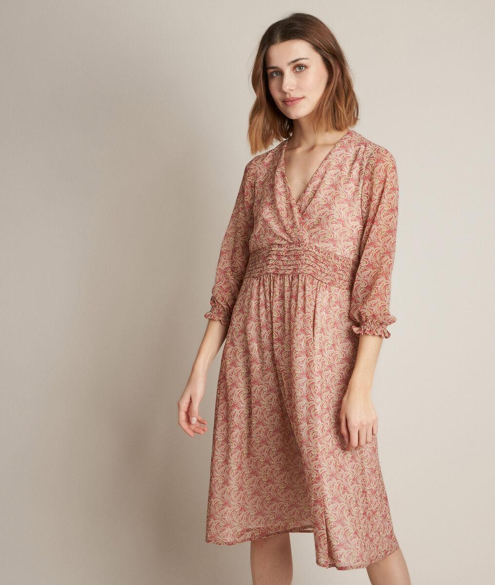 Cleopatre printed dress PhotoZ   1-2-3