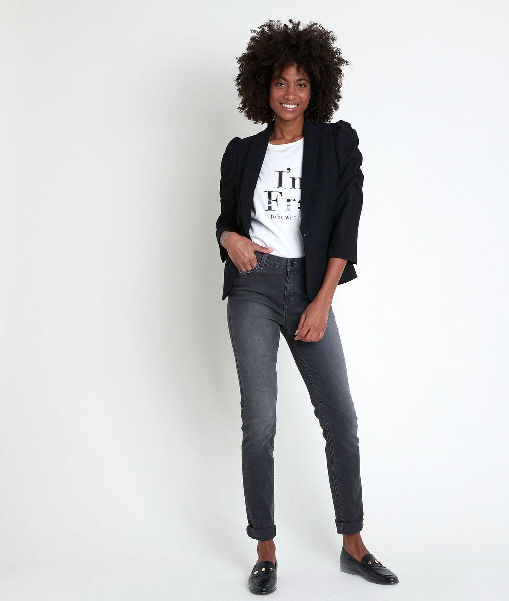 PERLINE black lurex jacket PhotoZ | 1-2-3