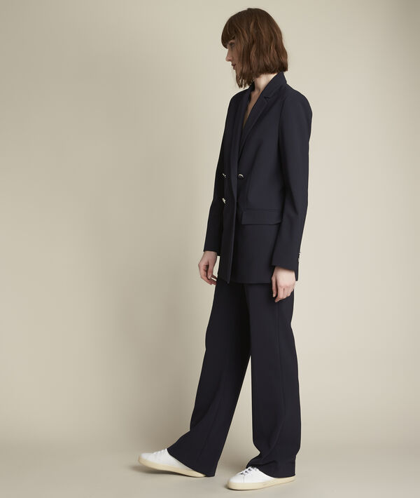 Hubert microfibre sailor trousers PhotoZ | 1-2-3