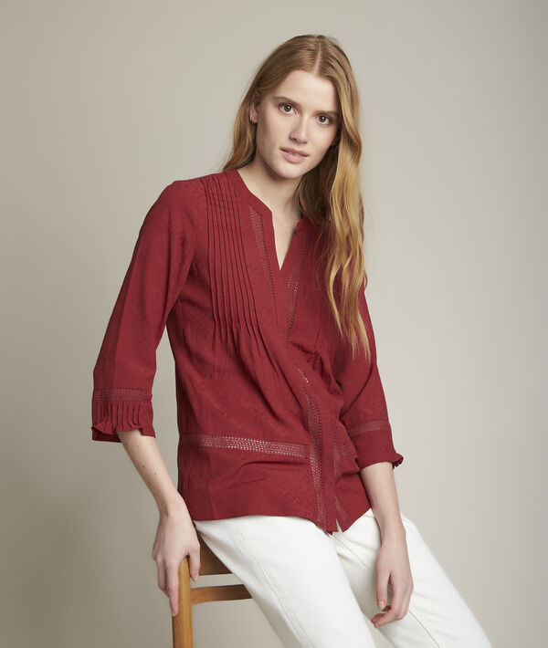 Evka embroidered blouse PhotoZ | 1-2-3