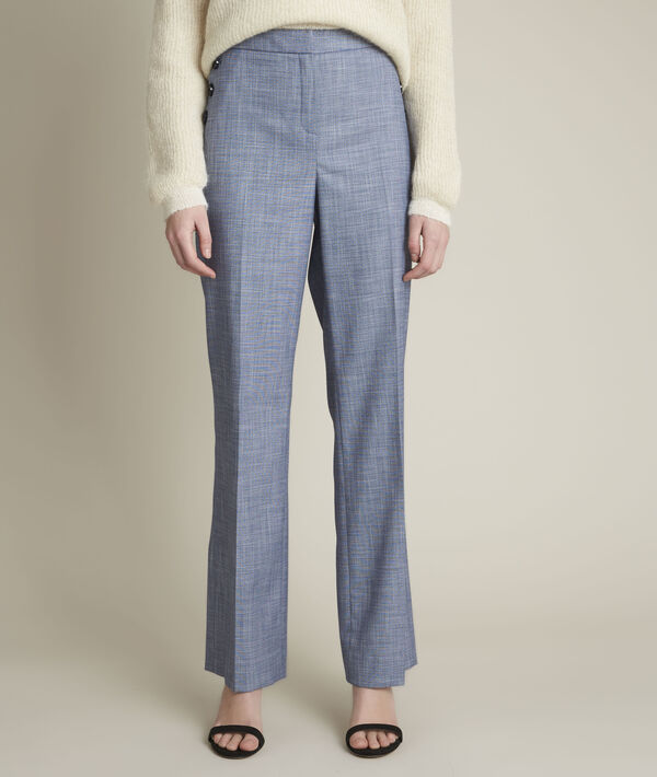 Ilario fall front trousers PhotoZ | 1-2-3