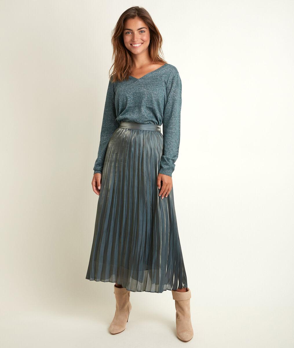 Gabrielle pleated skirt PhotoZ | 1-2-3