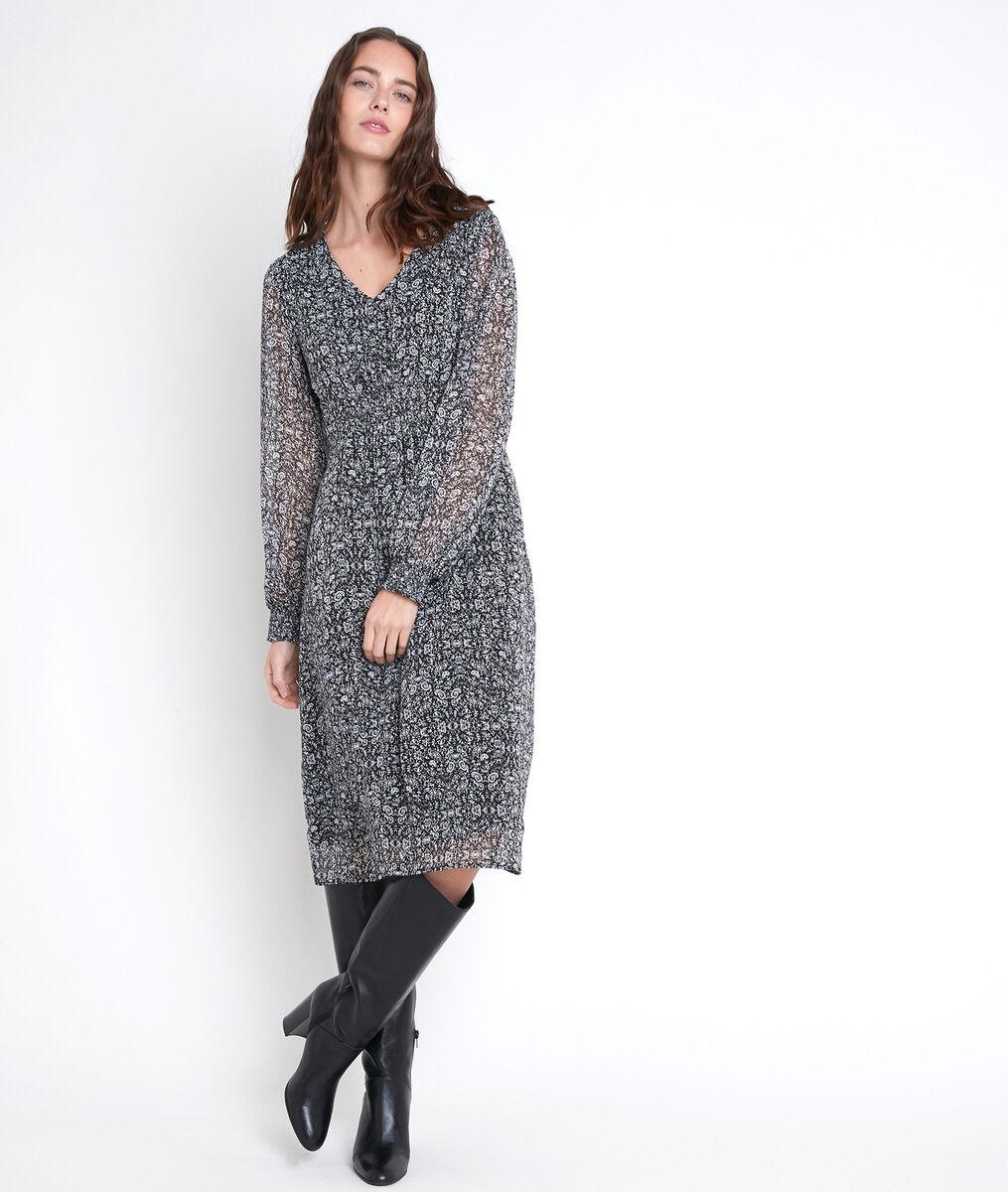 NINON bis floral print dress PhotoZ | 1-2-3