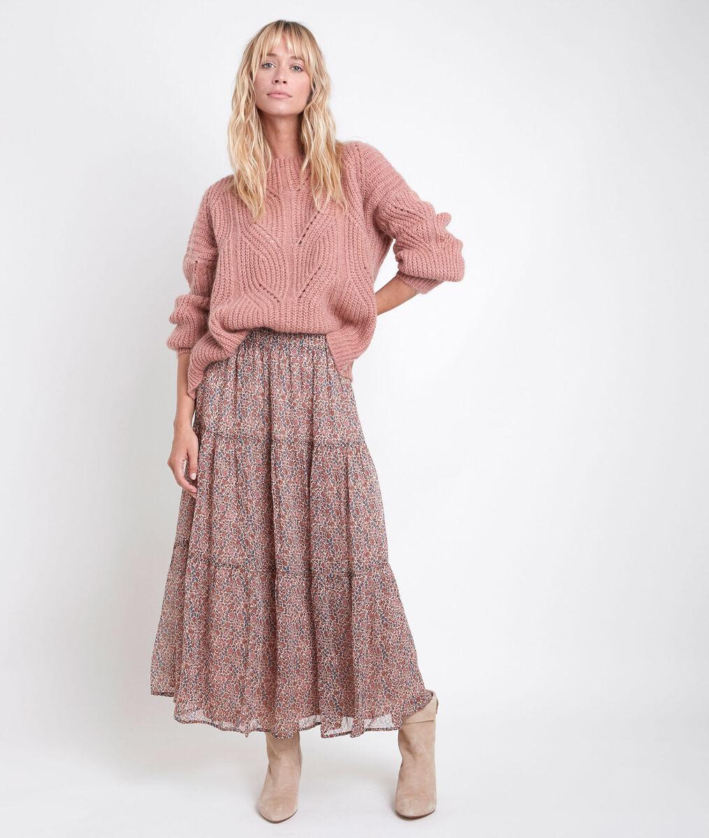 Giorgia printed maxi dress PhotoZ | 1-2-3