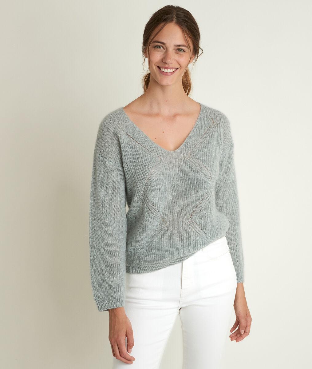 Ross mohair blend pullover PhotoZ | 1-2-3