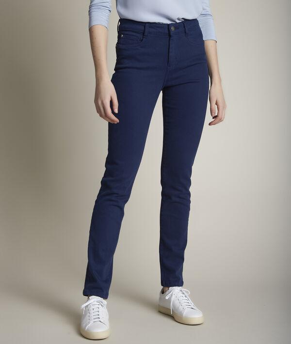 Suzy: our original slim-fit blue jeans PhotoZ | 1-2-3