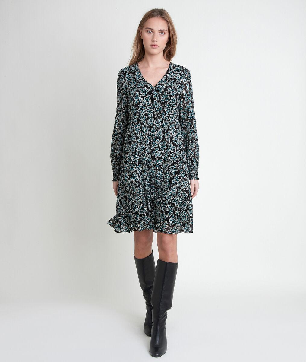 Nikita cypress printed dress PhotoZ | 1-2-3