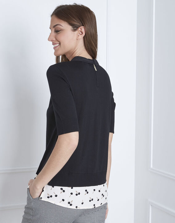 AS blouse collar for black sweater  (4) - Maison 123
