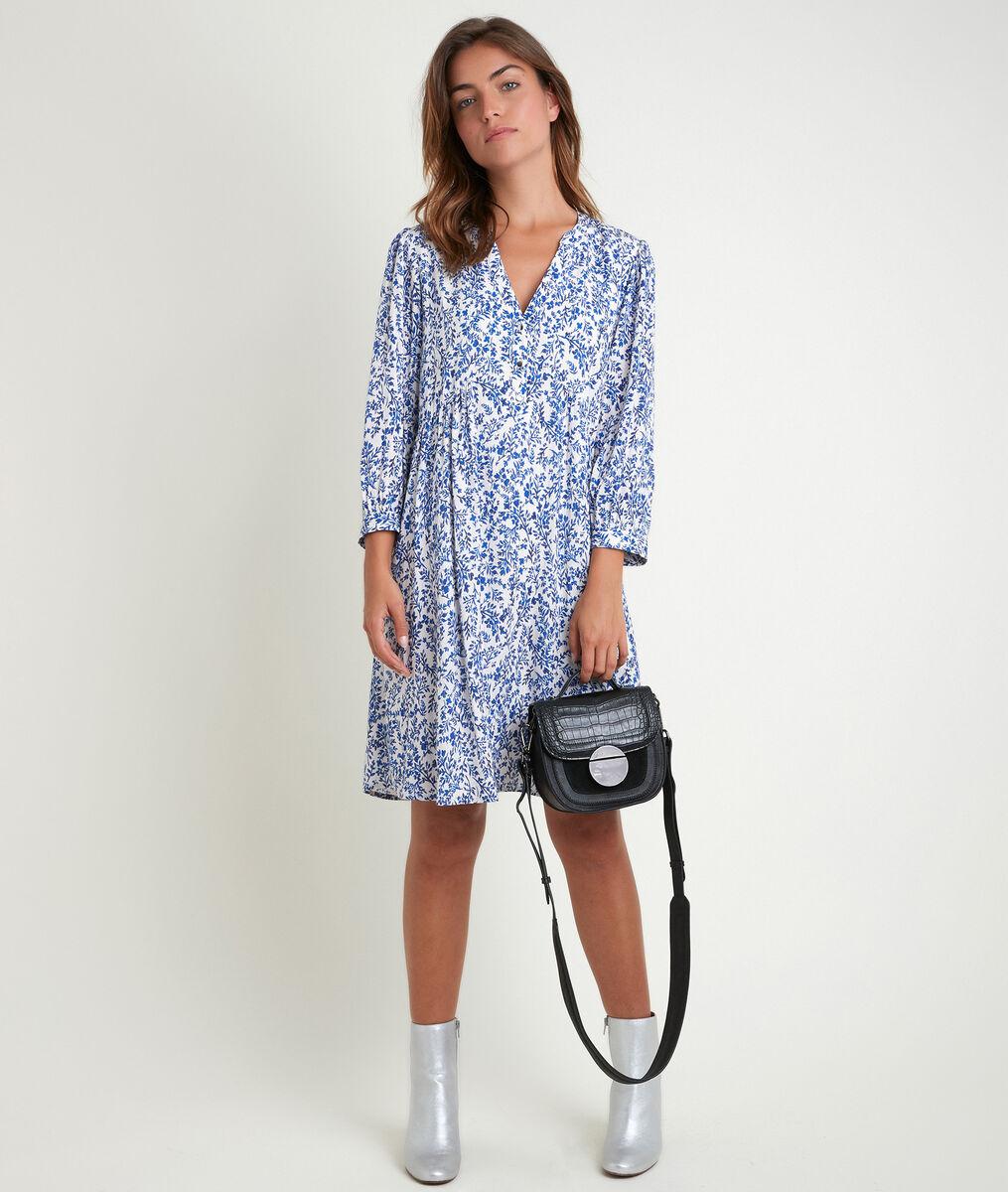 Calypso floral print dress PhotoZ | 1-2-3