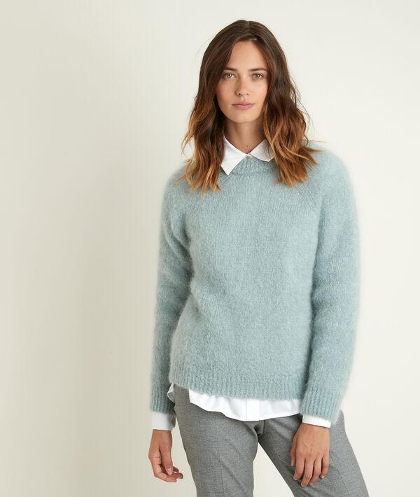 Radieuse mohair blend pullover PhotoZ | 1-2-3