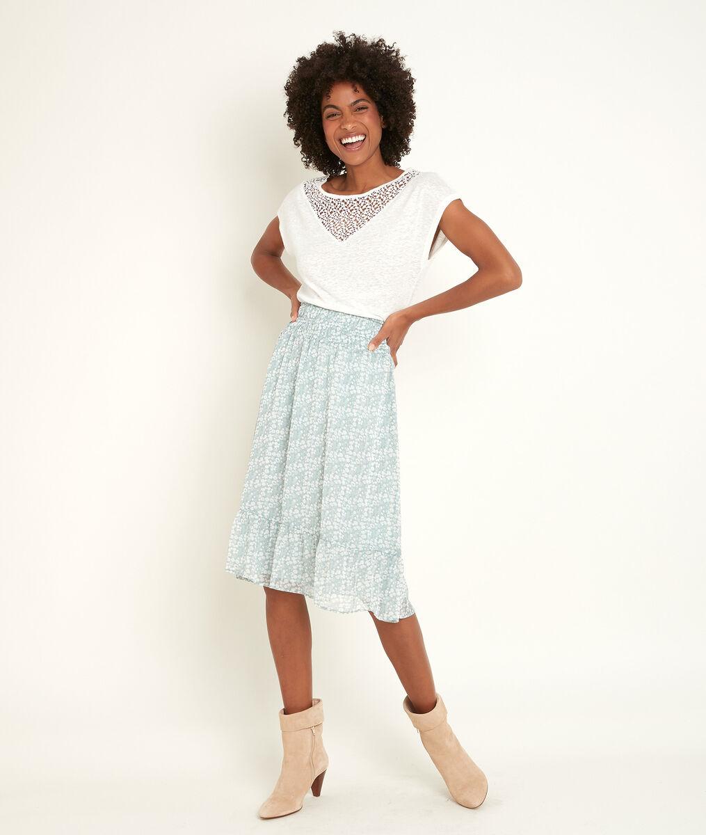 Giulia printed skirt PhotoZ | 1-2-3