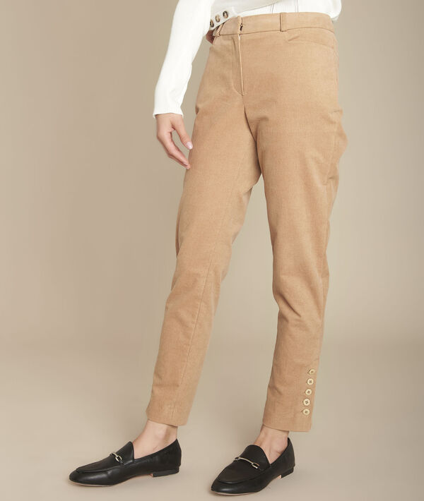 Eagle straight-leg corduroy trousers PhotoZ   1-2-3