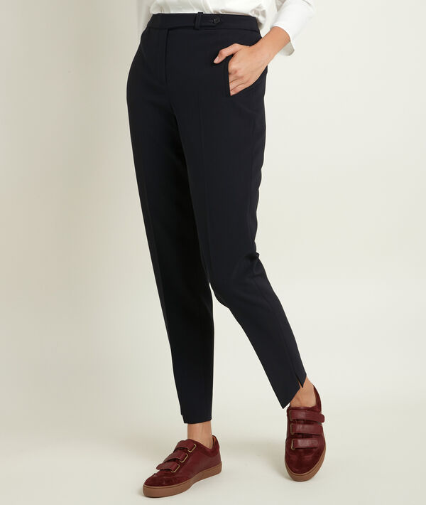 Lara microfibre cigarette trousers PhotoZ | 1-2-3
