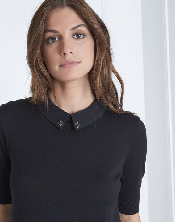 AS blouse collar for black sweater  (3) - Maison 123