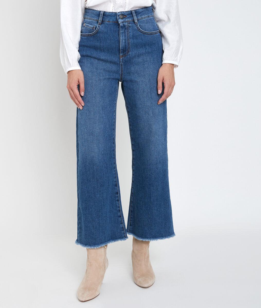 Pina wide leg jeans Women | Maison 123