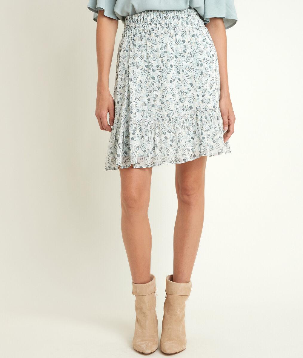 Gaelle short printed skirt PhotoZ   1-2-3
