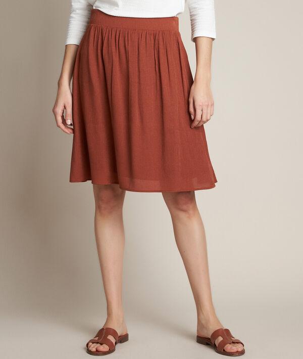 Bisou shimmering pleated skirt PhotoZ   1-2-3