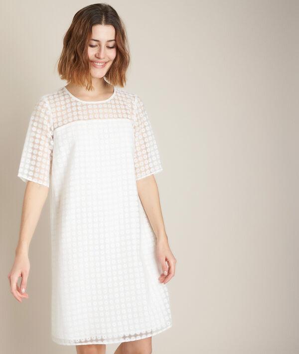 Onasis printed shift dress PhotoZ | 1-2-3