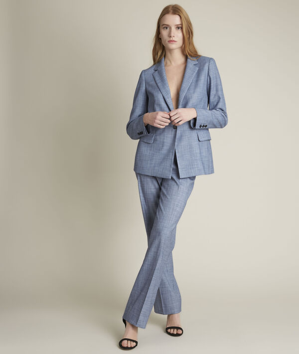 Leila tailored jacket PhotoZ   1-2-3