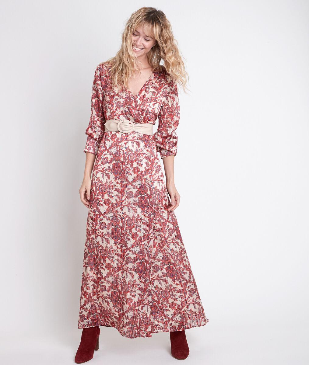 CATHEL printed maxi boho dress PhotoZ | 1-2-3