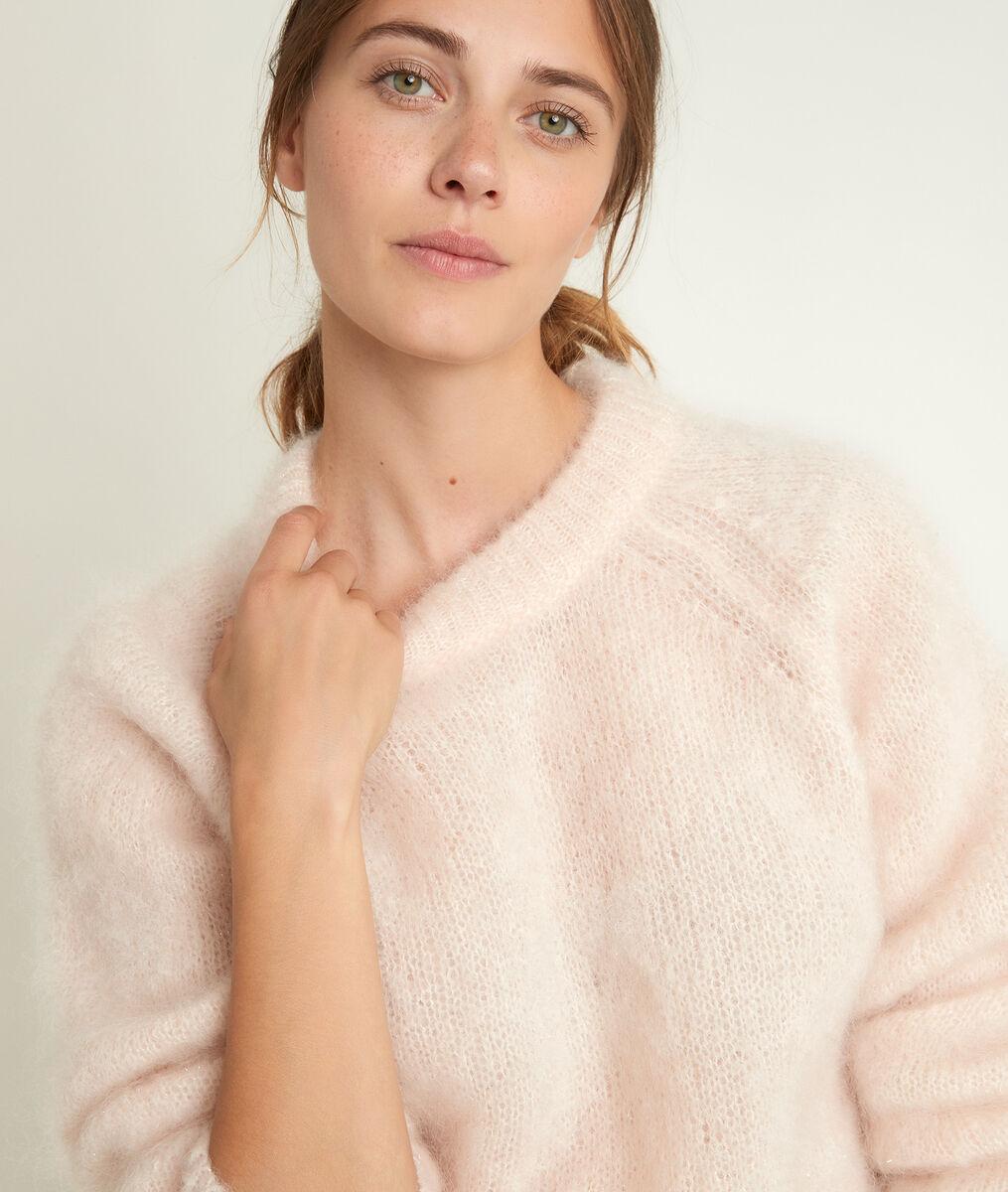 Radieuse mohair blend pullover PhotoZ   1-2-3