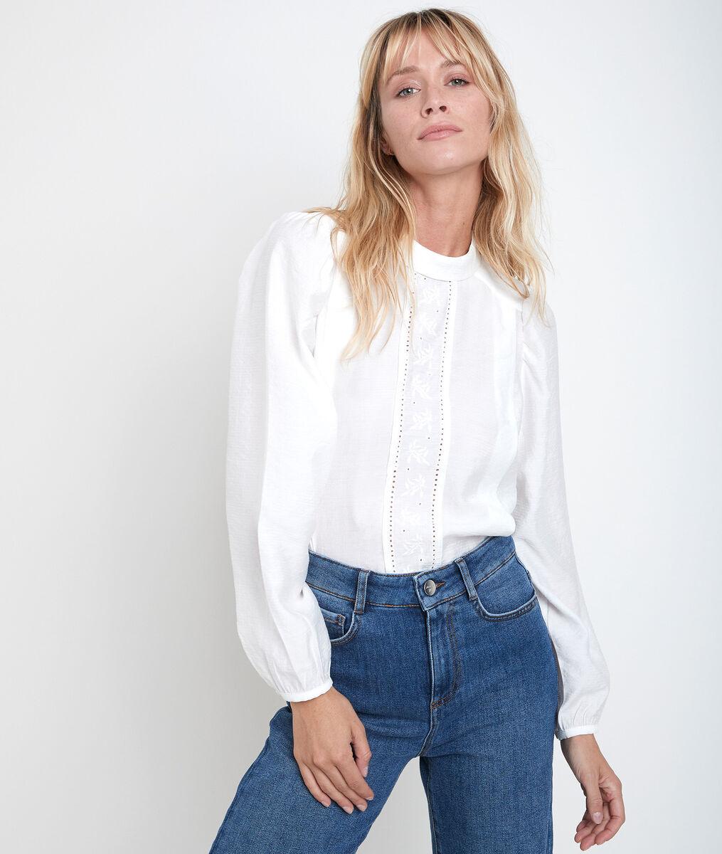 Jaren lace blouse PhotoZ | 1-2-3
