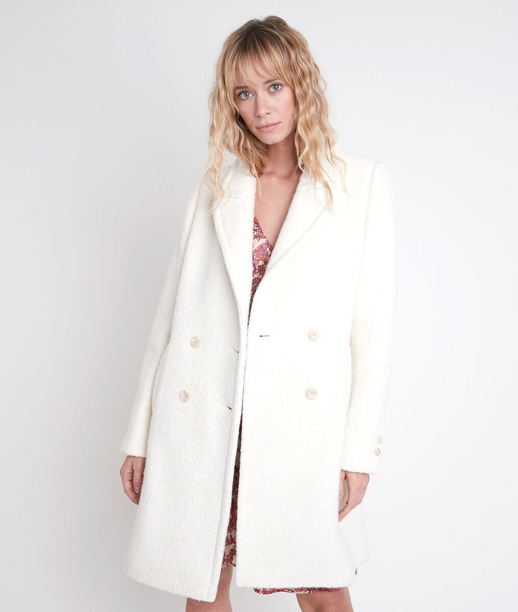 JEFF terry wool coat PhotoZ | 1-2-3