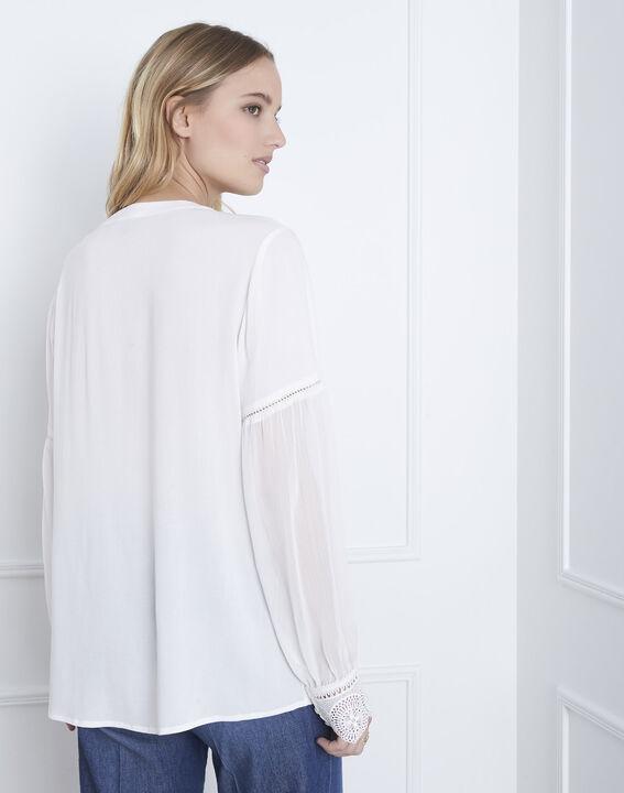 Veronica ecru lace blouse (4) - Maison 123
