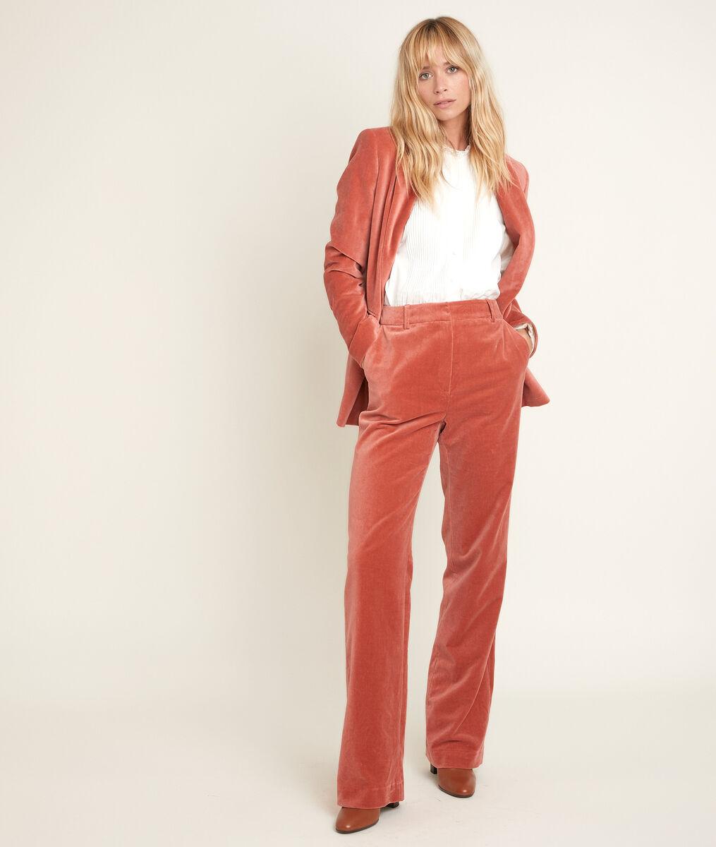 Milo velvet trousers PhotoZ | 1-2-3