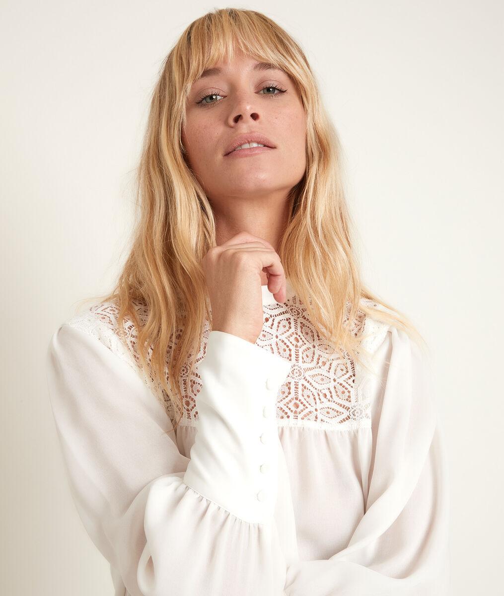 Jyo lace blouse PhotoZ | 1-2-3