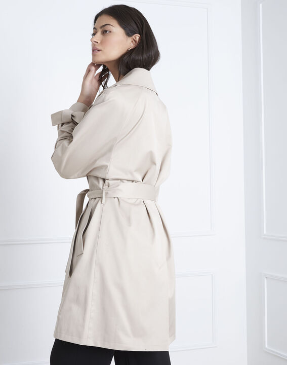 Dean tan trench coat (4) - Maison 123