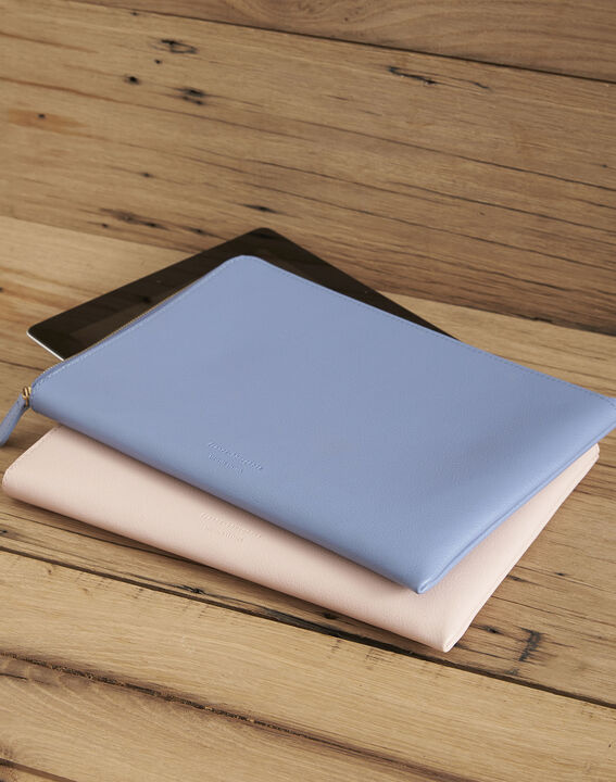 Brooklyn pale pink iPad case PhotoZ | 1-2-3