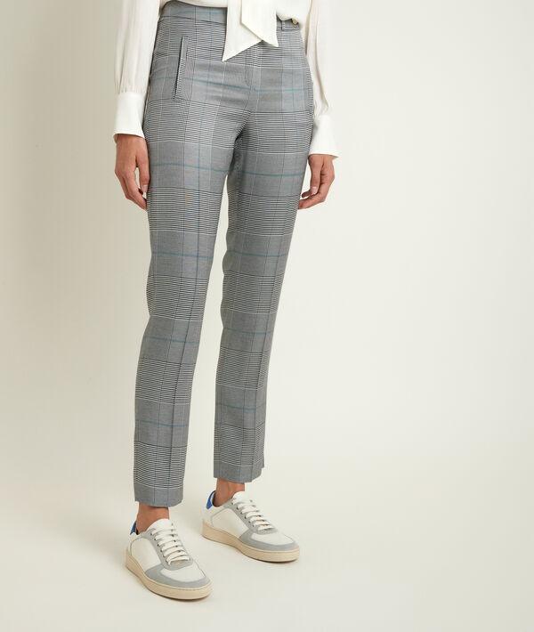 Lara Prince of Wales cigarette trousers PhotoZ   1-2-3