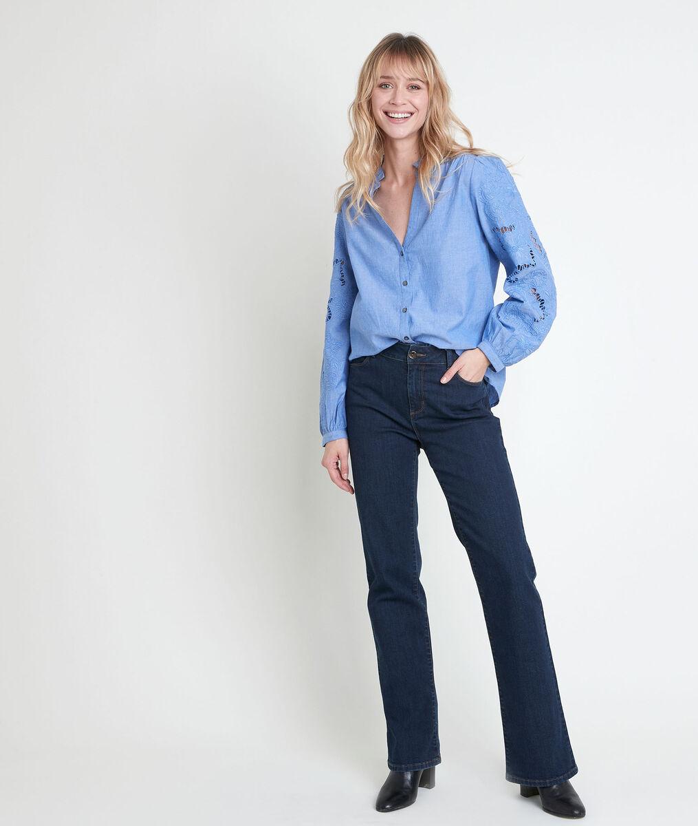 Tori embroidered blouse PhotoZ   1-2-3