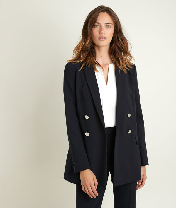 Florine microfibre cross-over jacket PhotoZ | 1-2-3