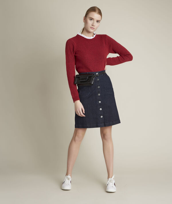 Ambre denim skirt PhotoZ | 1-2-3