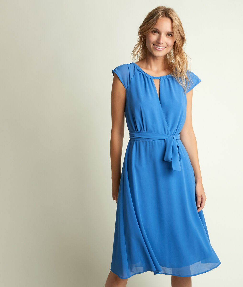 Ottowa fit and flare dress PhotoZ | 1-2-3