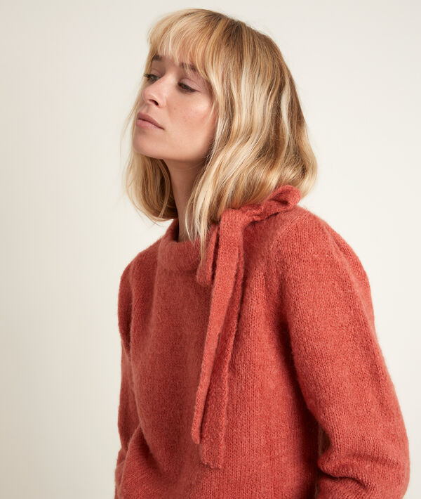 Rodger pullover with decorative collar PhotoZ | 1-2-3